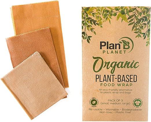 Plan B Planet orgánico vegano, sin cera de abeja, juego de ...