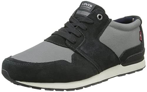 cd4bee1989d Levi's Ny Runner Tab, Men's Trainers: Amazon.co.uk: Shoes & Bags
