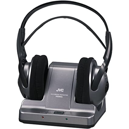 Amazon JVC 900MHZ Wireless Headphones