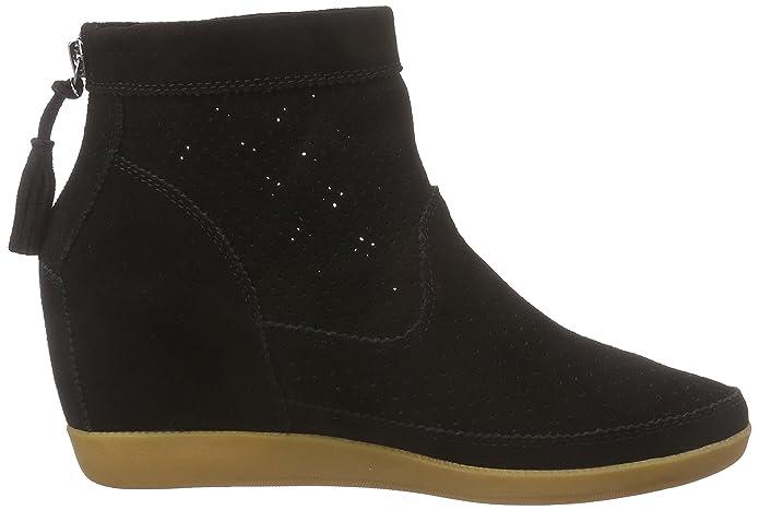 Emmy, Sneakers Hautes Femme, Noir (Black), 39 EUShoe The Bear