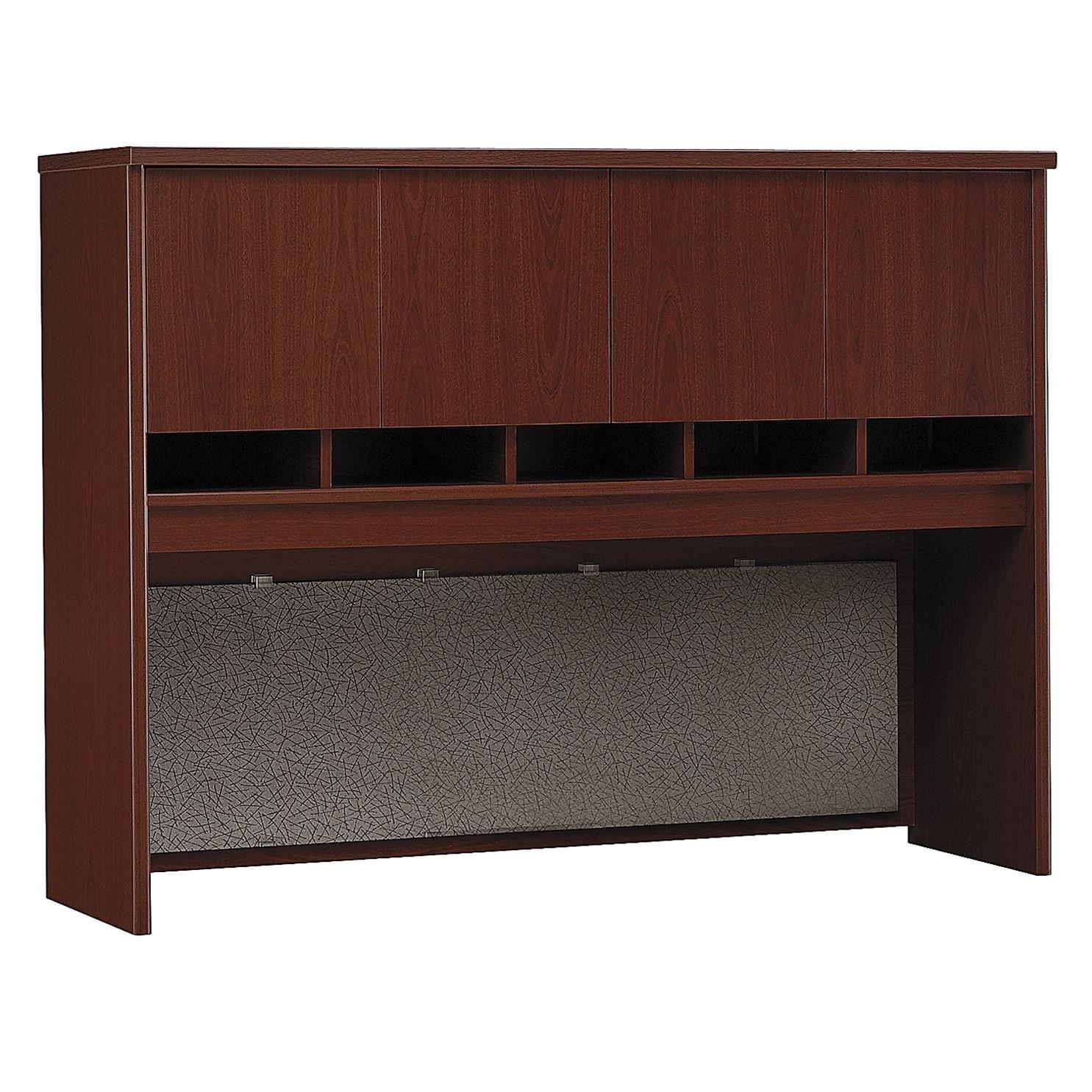 Bush Business Furniture Series C 60W Hutch in Mahogany by Bush Business Furniture
