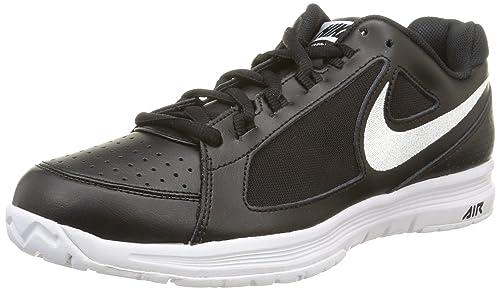 save off 8948a b3a9e Nike Men s Air Vapor Ace Tennis Shoes Black Size  8 UK