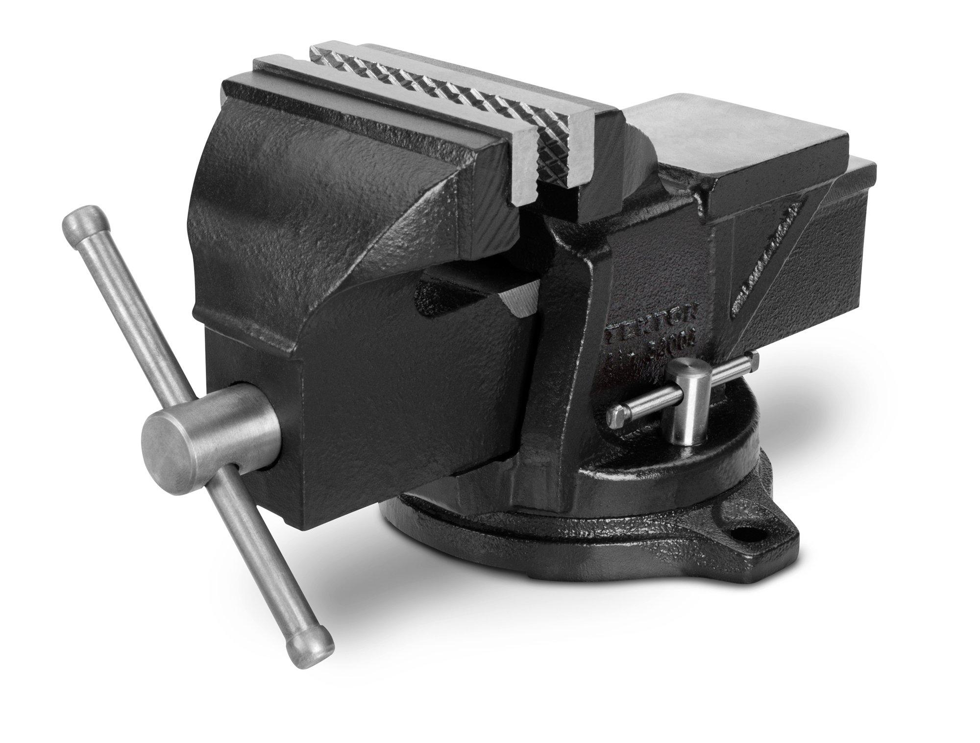 TEKTON 4-Inch Swivel Bench Vise   54004 by TEKTON