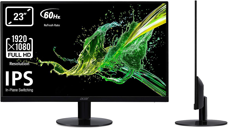 Acer SA0 SA240Y Pantalla para PC 60,5 cm (23.8