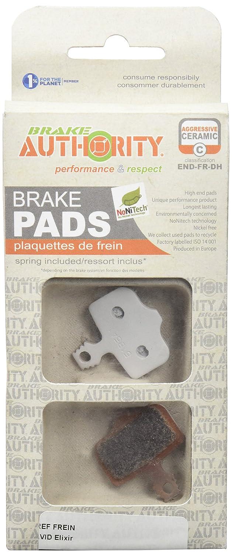 Juego de pastillas de freno Brake Authority Avid Elixir