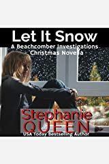 Let It Snow: Beachcomber Investigations Series Novella Audible Audiobook