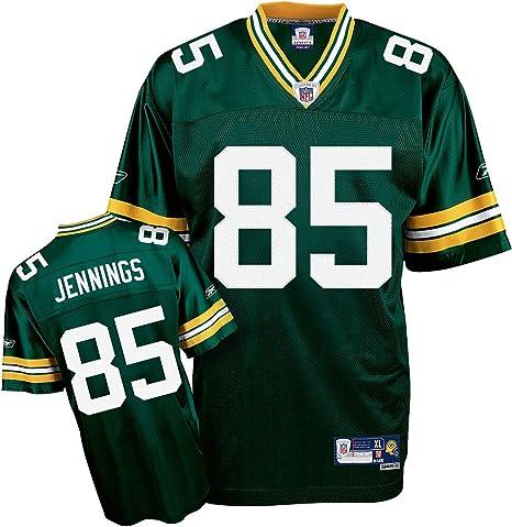 Reebok Greg Jennings Green Bay Packers Green Premier Jersey ...