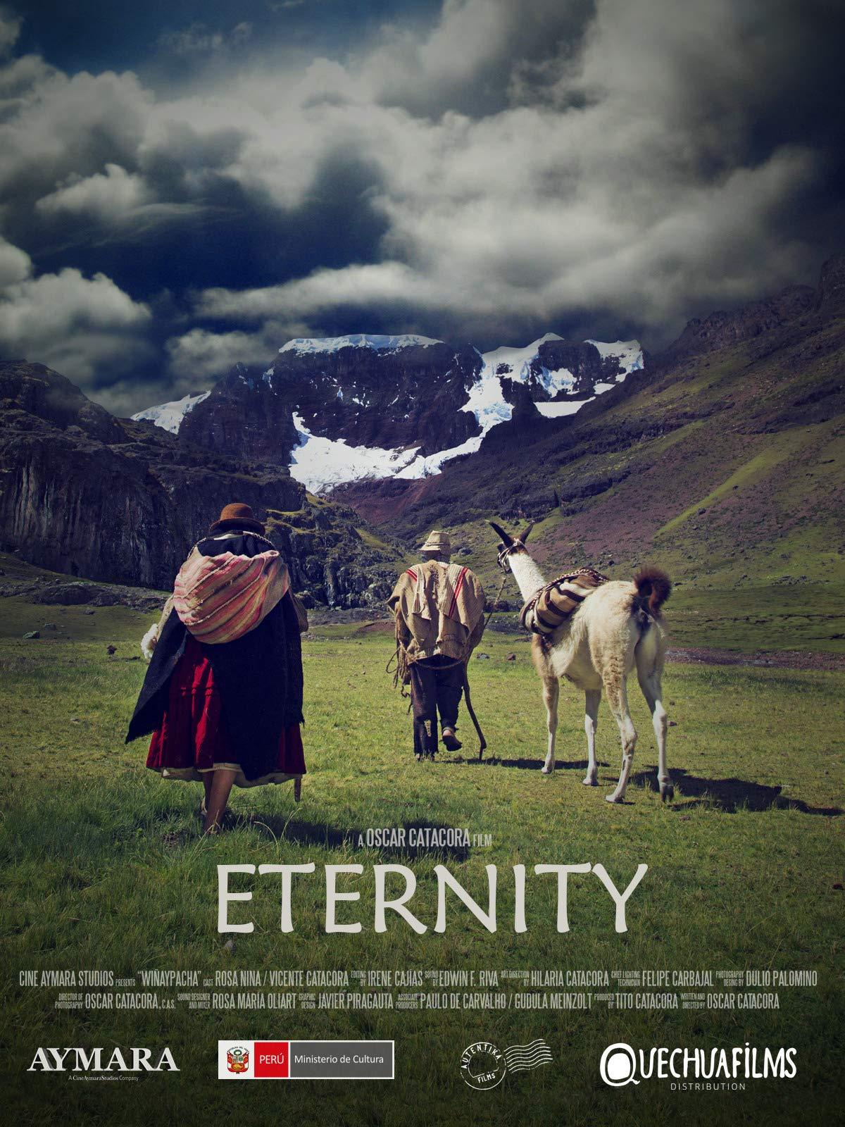 Eternity on Amazon Prime Video UK