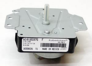 Major Appliances W10185976 Whirlpool Kenmore Dryer Timer Control PS2348529 AP4373097