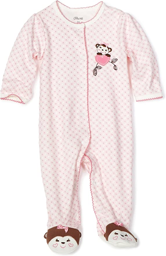 Carters Baby Girls 1 Pc Cotton 331g245