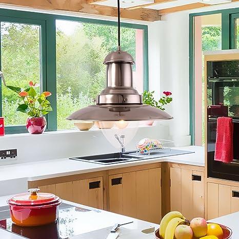 MSTAR Industrial Pendant Lighting Fishman Style Ceiling Light ...
