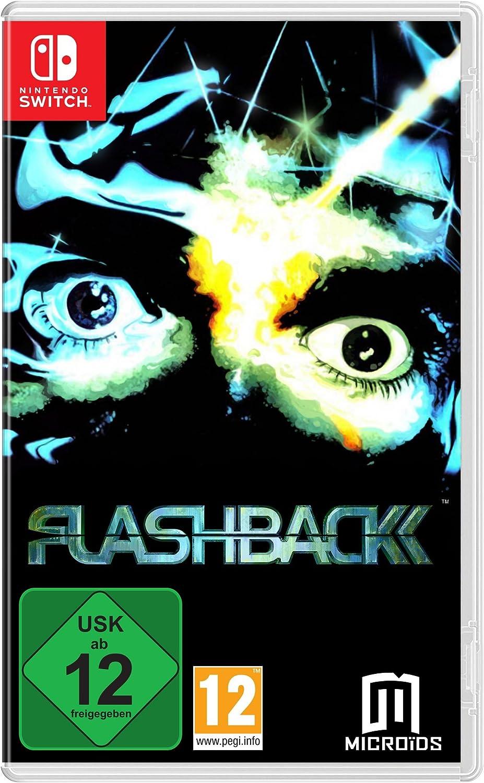 GAME Flashback Básico Nintendo Switch vídeo - Juego (Nintendo ...