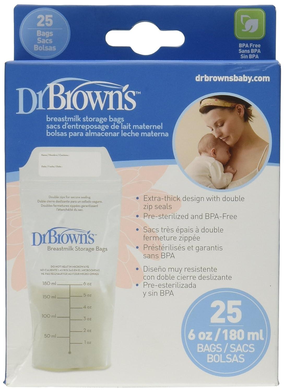 Dr. Brown's Breast Milk Storage Bags