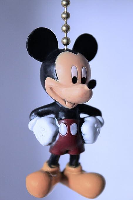 Disney mickey mouse ceiling fan light pull ceiling fan pull chain disney mickey mouse ceiling fan light pull aloadofball Images