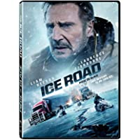 THE ICE ROAD (Piège de glace) (Bilingual)