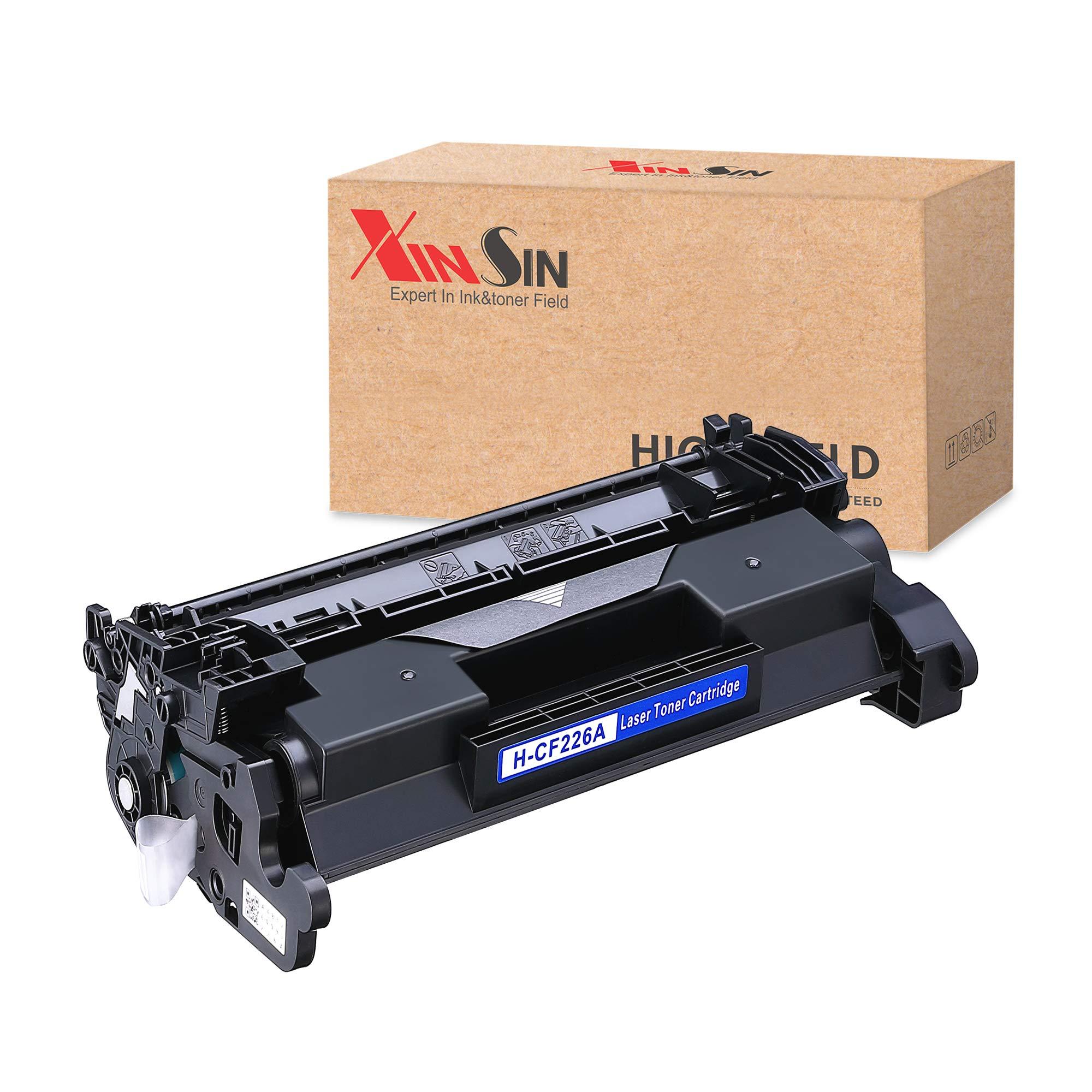 Toner Alternativo ( X1 ) Alta Capacidad Negro 26A CF226A M402 M426 XINSIN 4500-Paginas M402n M402dn M402dw M402d MFP M42