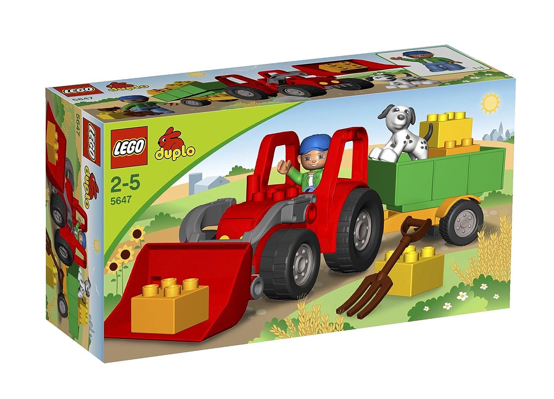LEGO Duplo 5647 - Großer Traktor Traktor Traktor 1b619f