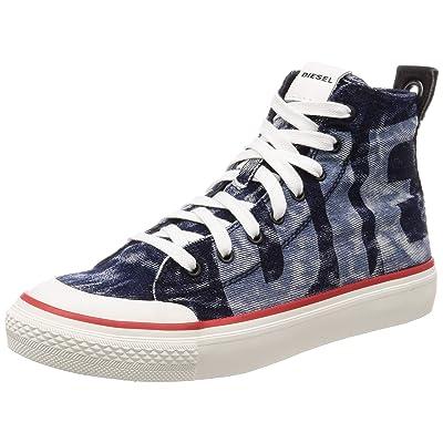 Diesel Men's S-astico Mc-Sneaker Mid: Shoes