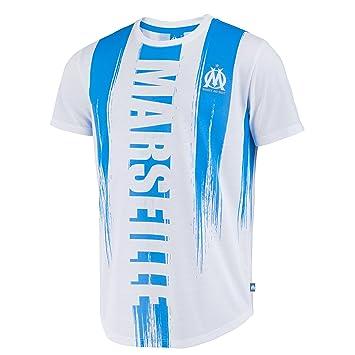 économiser bab82 9703d OLYMPIQUE DE MARSEILLE T-Shirt Om - Collection Officielle ...