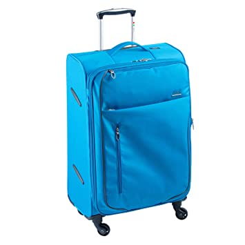 Ciak roncato scuba blue, poignée, 77 cm, 4 valise à roulettes (42.51.01.07)