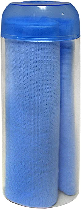 ft Microtex R-603061 Aqua Dry 3 sq PVA Synthetic Drying Chamois