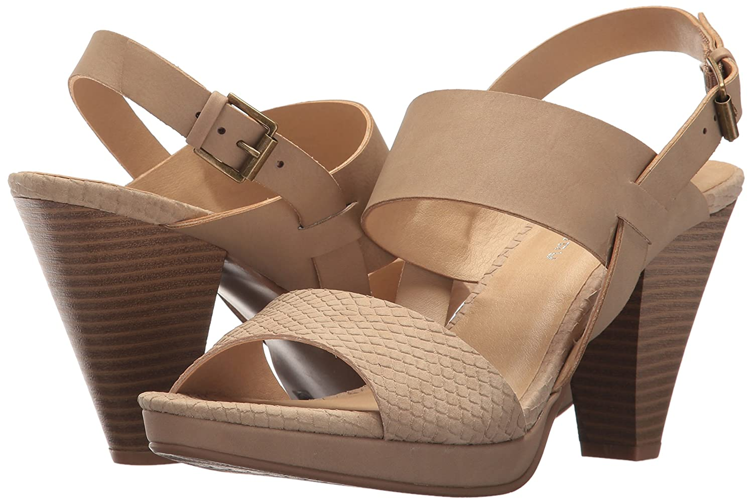 0653726c38fd Amazon.com  CL by Chinese Laundry Women s Worthy Heeled Sandal  Shoes