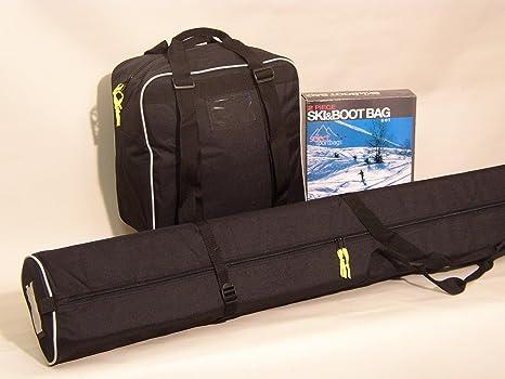 f60fc5de9f28 Amazon.com   Select Sportbags Kids Ski Bag and Boot Bag Set   Youth ...