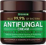 Antifungal Cream - Toenail Fungus Treatment & Athletes Foot Cream -
