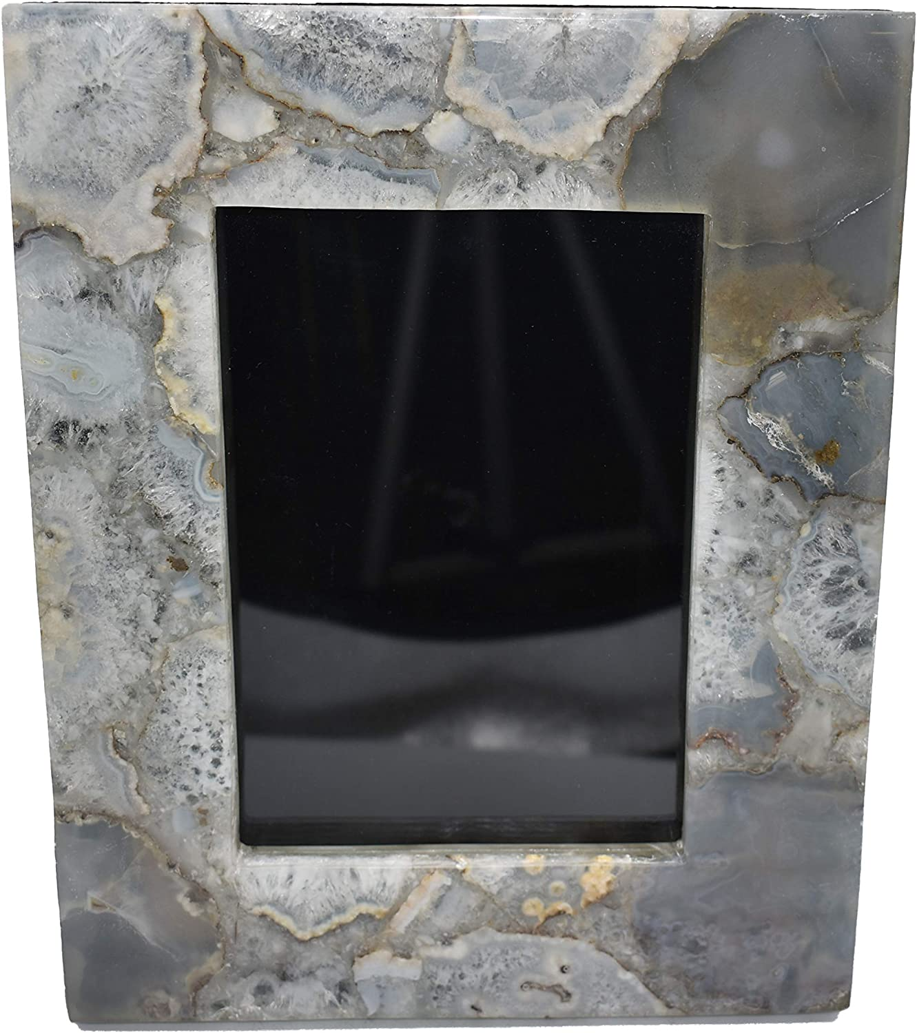 Christmas Gifts Agate Picture Frame Agate Photo Frame Memorable Pictures Family Photo Home Decor Room Decor Picture Display Portrait