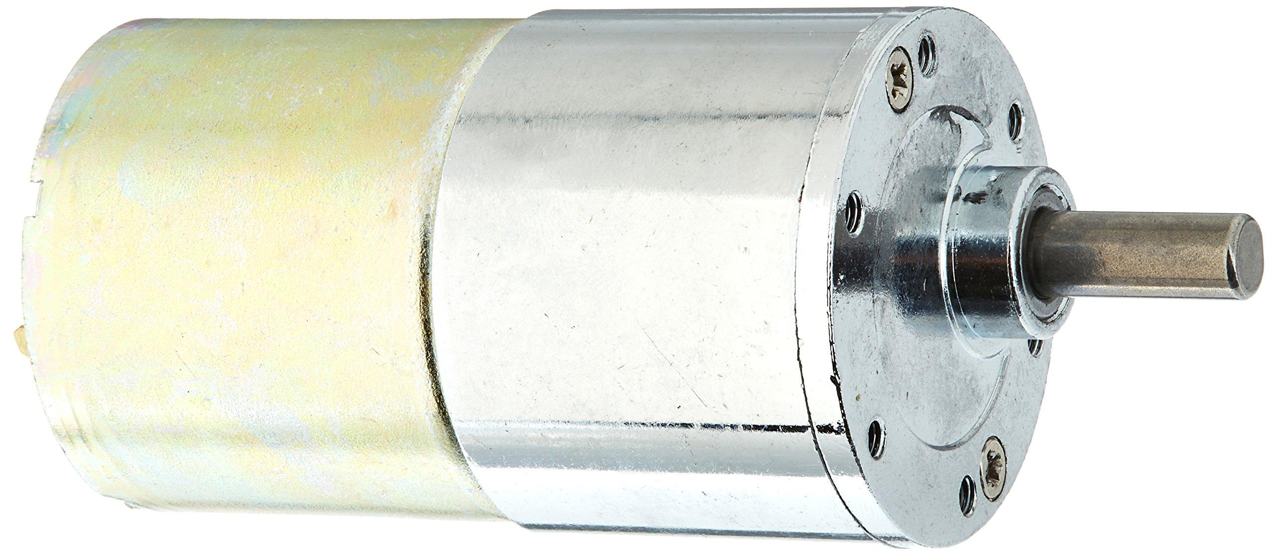 DFGB37RG-136i Cylinder Shape DC 24V Speed 20 RPM Geared Motor