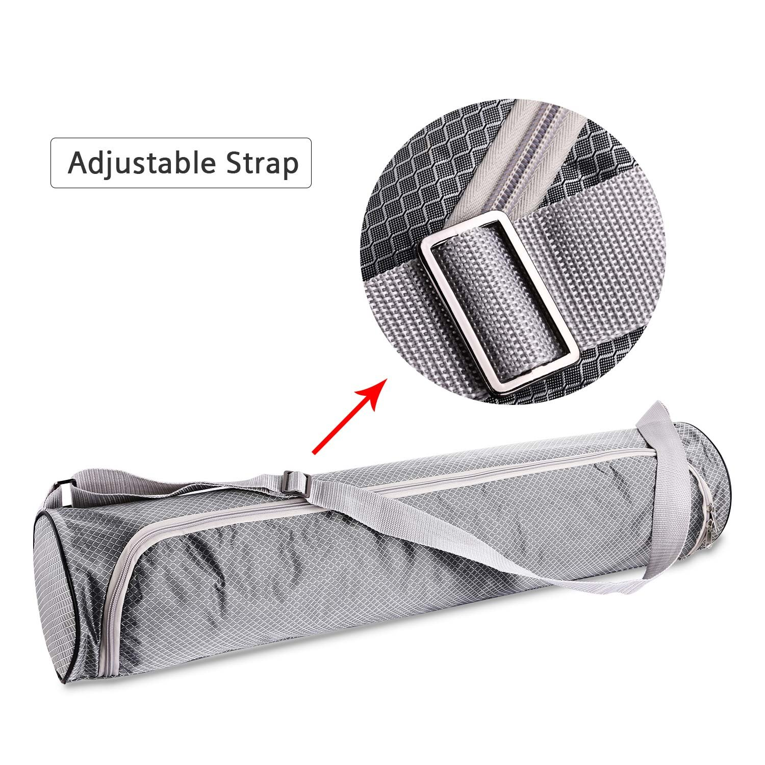 OXA Large Water Proof Yoga Mat Carry Bag with Adjustable Shoulder Strap by OXA (Image #2)