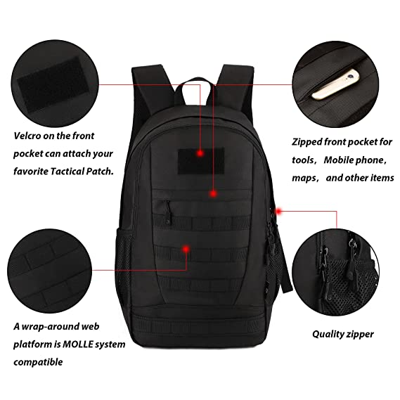 10f7f7eca2c7 ArcEnCiel Waterproof Tactical Giant Hiking Camping Backpack Rain Cover  D1006-24-01