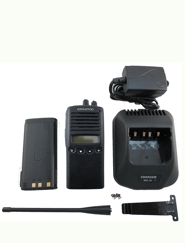 amazon com kenwood tk370g 4 watt 128 channels narrow band uhf 450