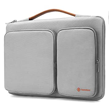 139e95aea7 【14 Pouces】 tomtoc Sacoche Ordinateur Portable pour 14 Pouces ThinkPad Dell  HP Acer ASUS