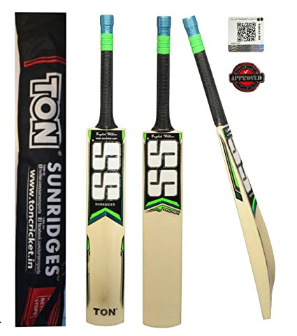 Sporting Goods Team Sports SS English Willow Magnum Cricket Bat Grade 6 Light Weight Size Short Handle