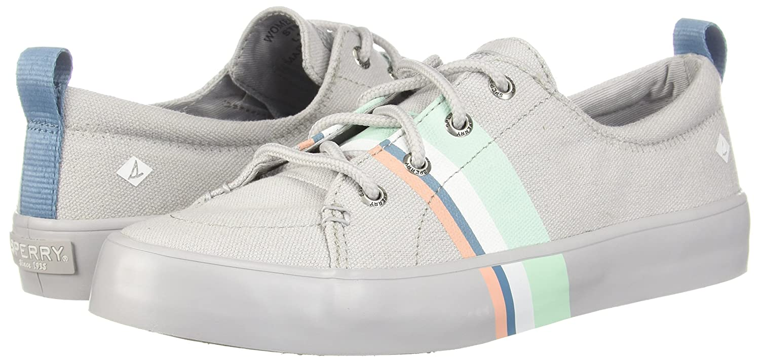 SPERRY Womens Crest Vibe Buoy Stripe Sneakers