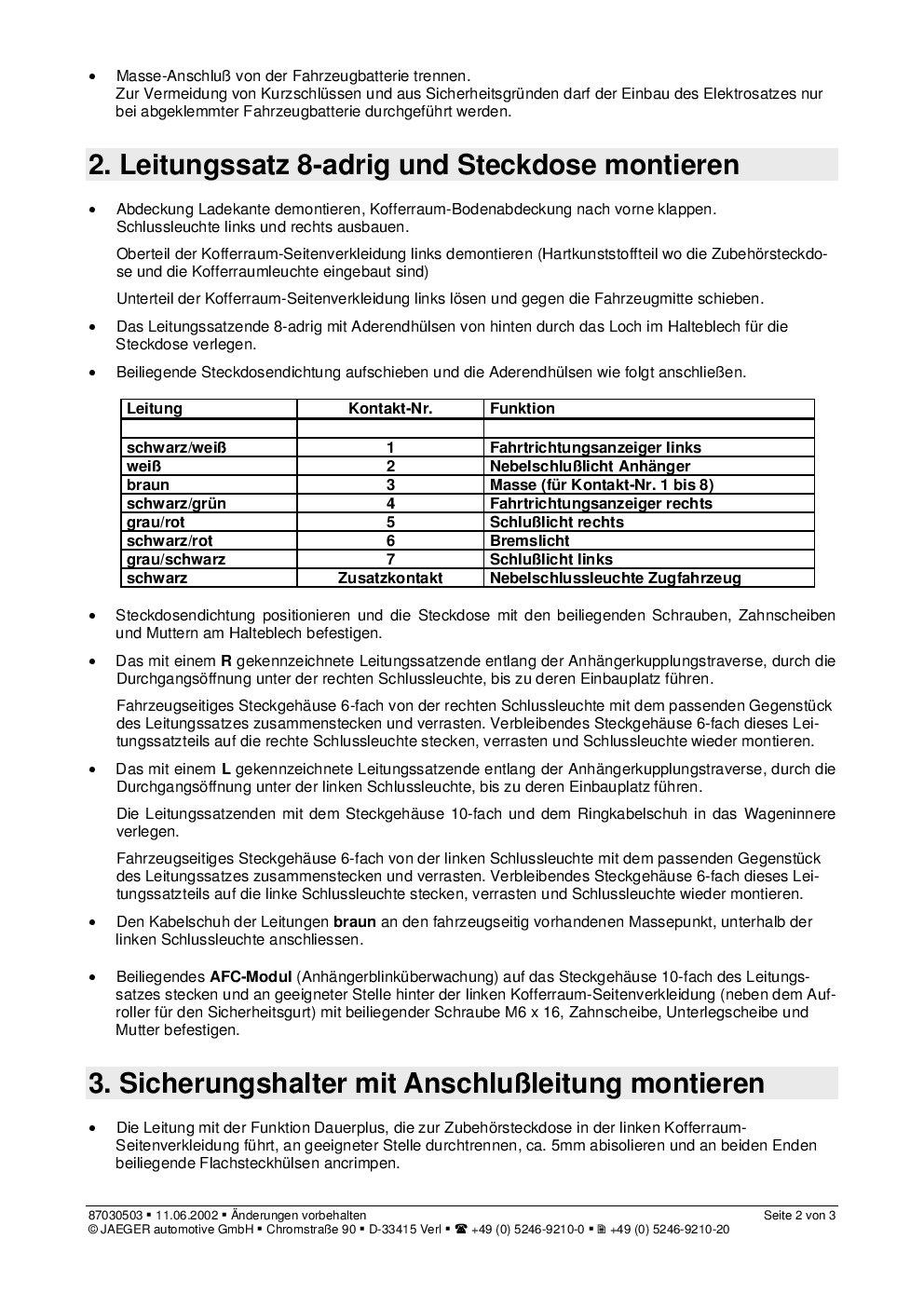 Schön Schaltplan Für Auto Anhänger Lichter Zeitgenössisch ...