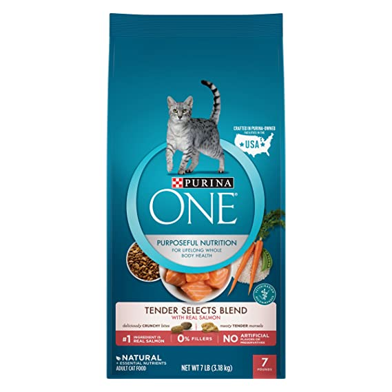 1. Purina One Tender Selects Blend - Best for Strong Muscles