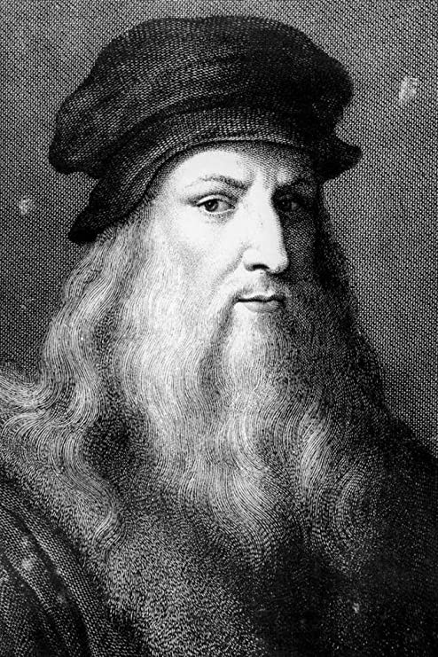 Amazon Com Leonardo Da Vinci Self Portrait Younger Years Cool Huge Large Giant Poster Art 36x54 Posters Prints