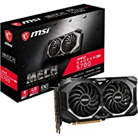 MSI AMD Radeon RX 5700 MECH OC 8GB GDDR6 PCIe 4.0 Graphic Card 7680x4320