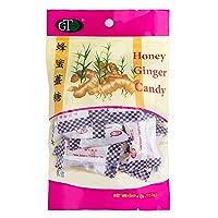 Honey Ginger Candy 1-pack 4oz