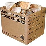 BBQ Smoking Hickory Wood Chunks - 5kg