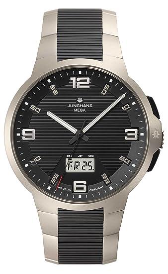 Junghans Reloj de caballero 056/2305.44