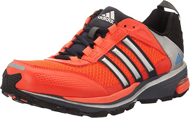adidas - Zapatillas de Running para Hombre Naranja, (Naranja), 45 1/3 EU: Amazon.es: Zapatos y complementos