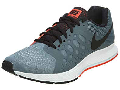 Nike Men's Air Zoom Pegasus 31, BLUE GRAPHITE/BLACK-WHITE-CLSSC CHRCL