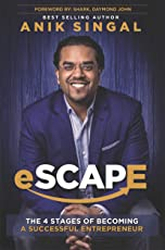 eSCAPE: The 4 Stages of Becoming A Successful Entrepreneur (English Edition)