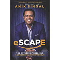 eSCAPE: The 4 Stages of Becoming A Successful Entrepreneur