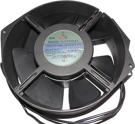 sanjun 1755 sj1755ha2 220 ~ 240 V 50 60 Hz 0,18 A 2 Wire ...
