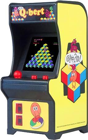 Super Impulse Llavero Tiny Arcade Qbert, Multicolor ...
