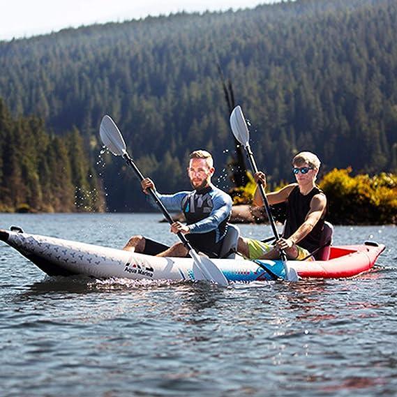 Amazon.com: Aqua marina kayak de 2 persona inflable ...